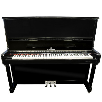 Schiller Concert C52 Upright Piano