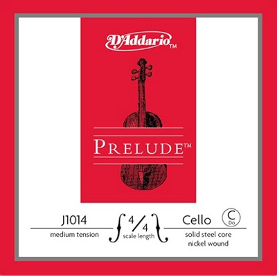 D Addario Prelude Cello C String
