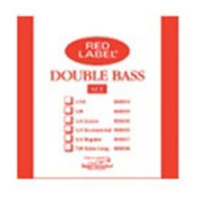 Super Sensitive Red Label Double Bass String Set ( 1 / 4 )