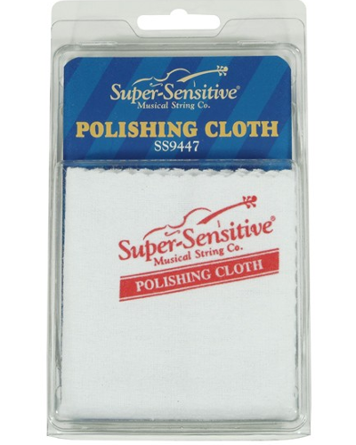 Super Sensitive Violin, Viola, Cello and Bass Polishing Cloth