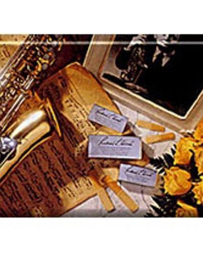 Hemke Tenor Saxophone Reeds (Assorted Strengths)(box of 5)