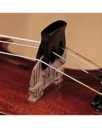 Vienna Strings Ebony 3 Prong Cello Mute
