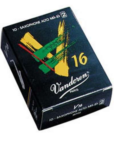 Vandoren V16 Soprano Saxophone Reeds (Assorted Strengths)