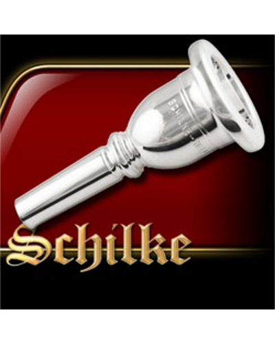 Schilke Model SH Tuba Mouthpiece