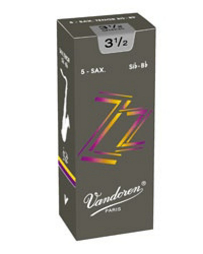 Vandoren ZZ Series Baritone Sax Reeds (Box of 5) (Assorted Strengths)