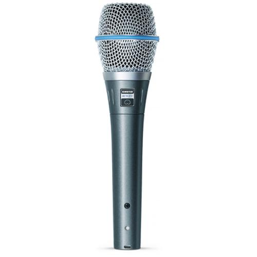 Shure BETA 87C Vocal Microphone