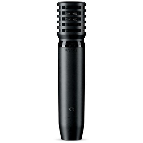 Shure PGA81 Cardioid Condenser Instrument Microphone