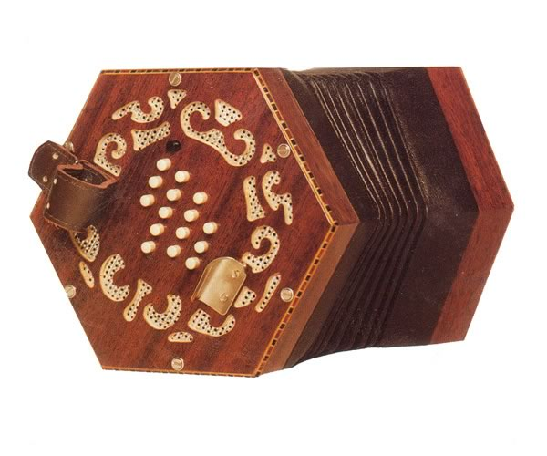 Stagi A-30-S English Concertina