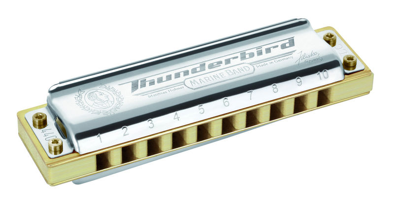 Hohner Thunderbird Low Tuned Harmonica