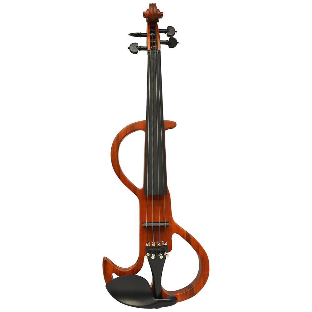 Vienna Strings Takayama Bamboo Electric Violin S Cutaway