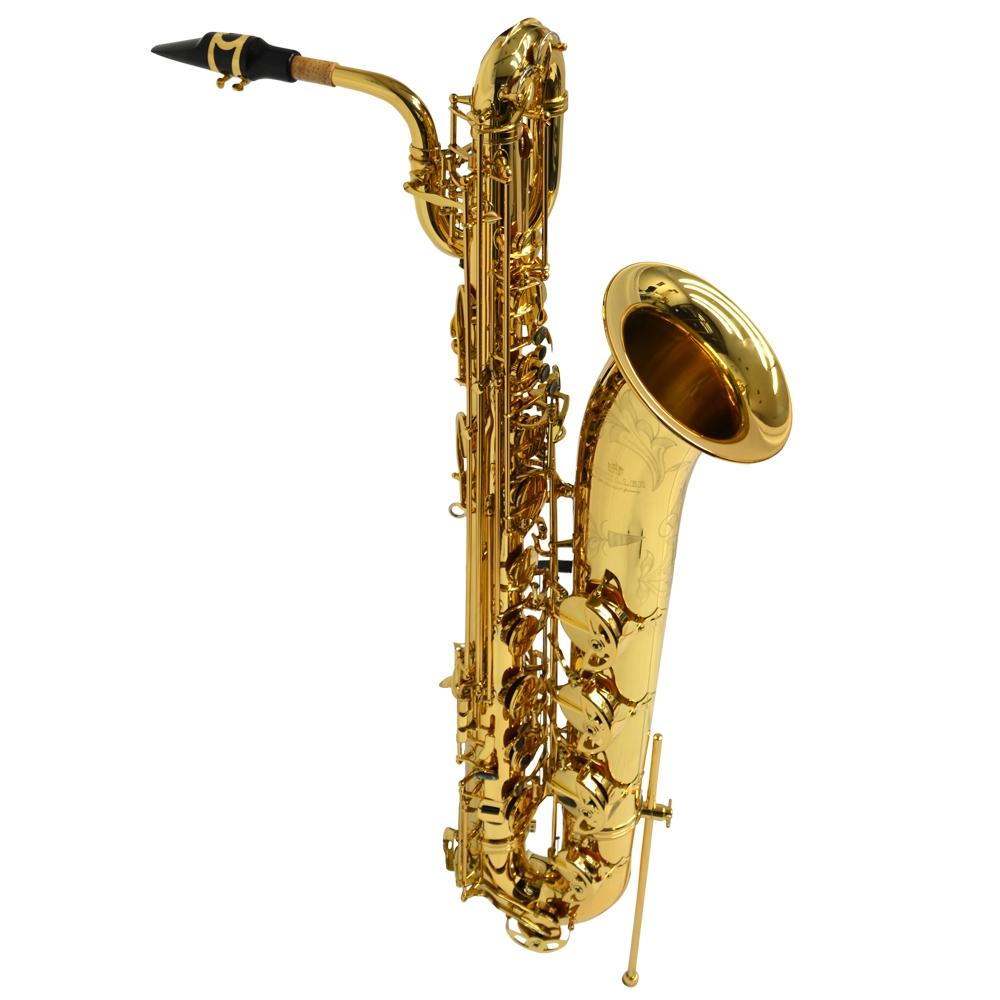 Schiller La Première Baritone Saxophone - Gold