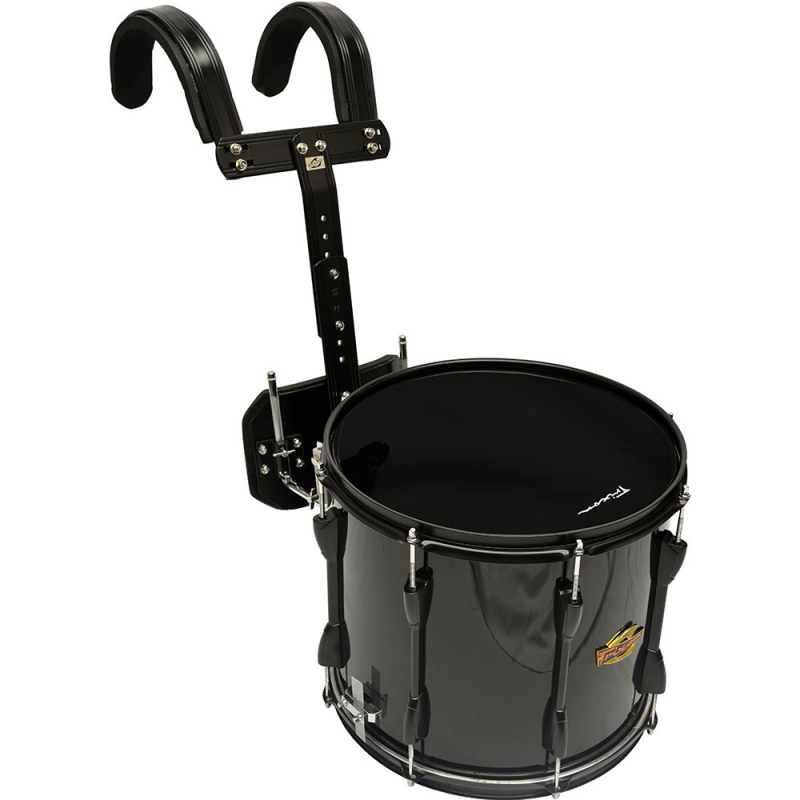 Trixon Marching Snare 14x12 black
