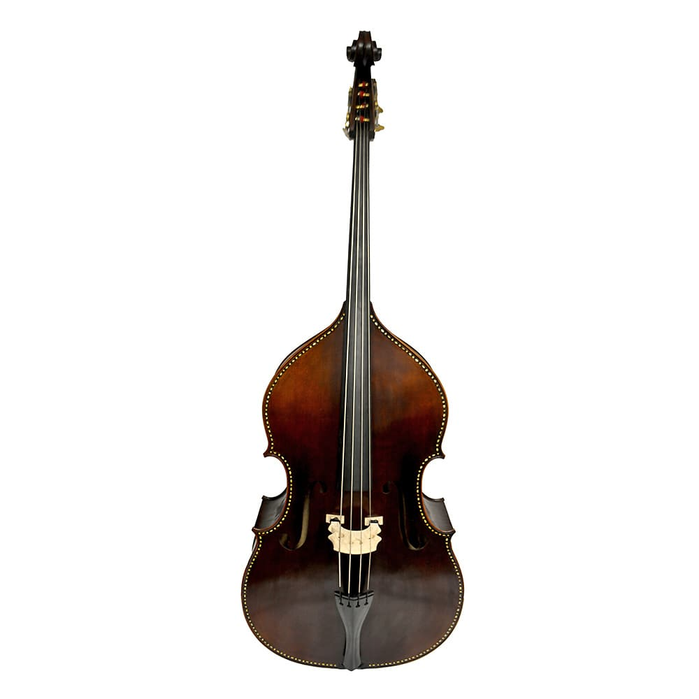 Vienna Strings Hamburg Handcraft Bass 3/4 - Walnut