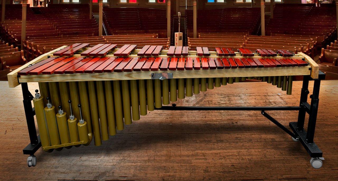 Trixon Karl-Heinz Weimer Series 5 Octave Concert Marimba