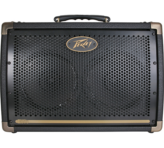 Peavey Ecoustic E208 30W 2x8 Acoustic Combo Amp  Brown