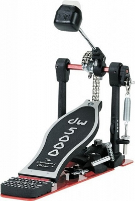 DW 5000AD3 Accelerator Chain-Drive Single Pedal