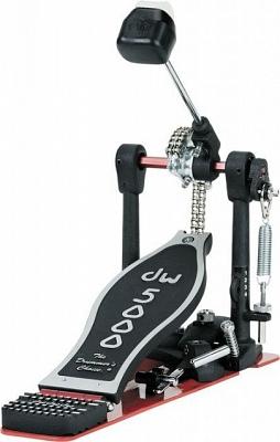 DW 5000TD3 Turbo Chain-Drive Single Pedal