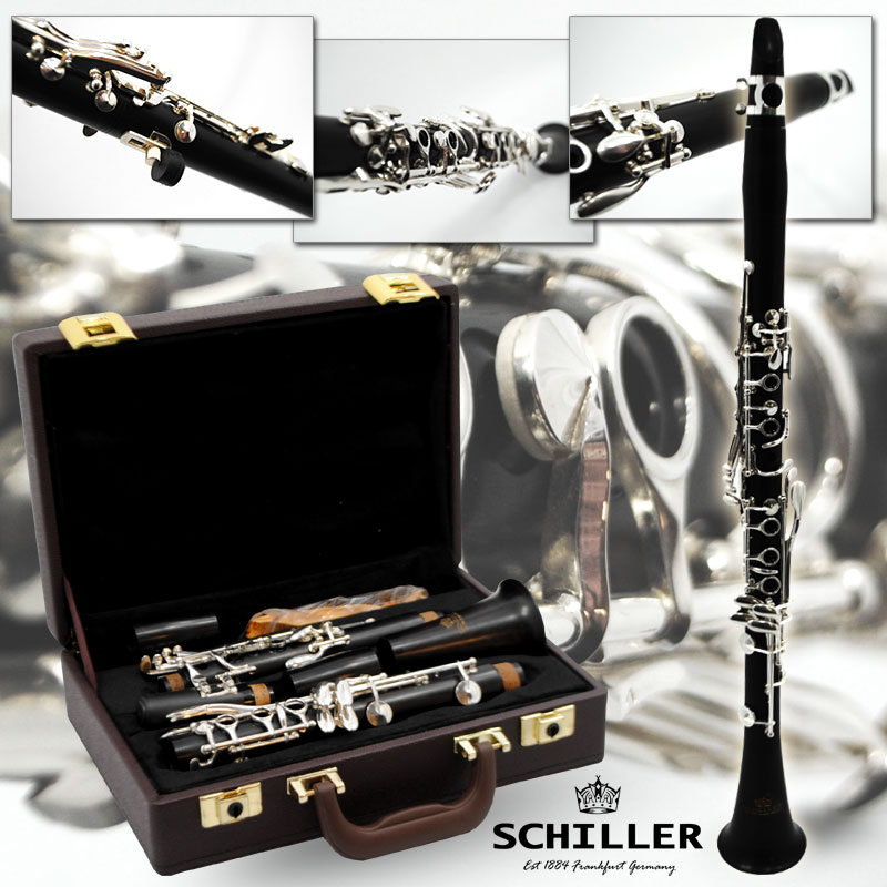 Schiller German CenterTone Series Clarinet