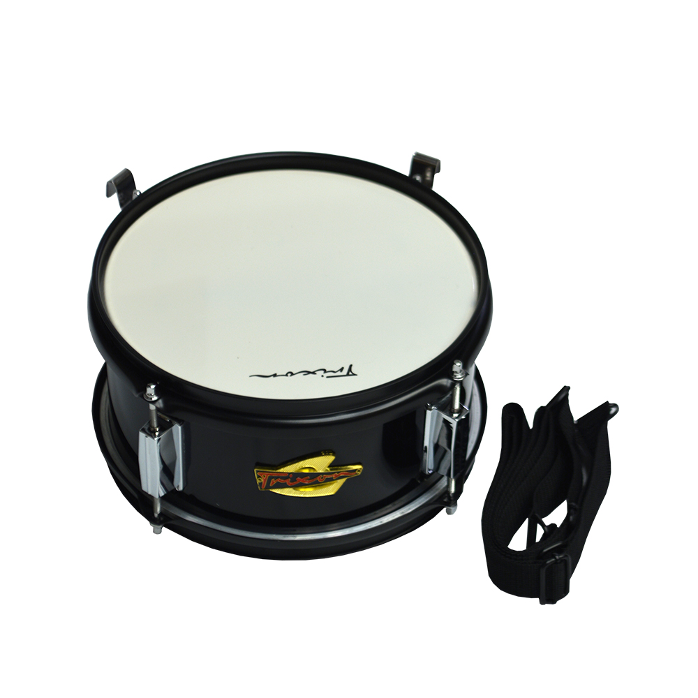 Trixon Junior Marching Snare Drum - Black