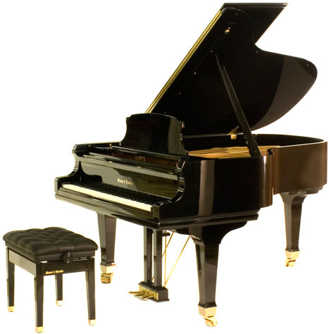 Mason & Hamlin Model AA Grand Piano