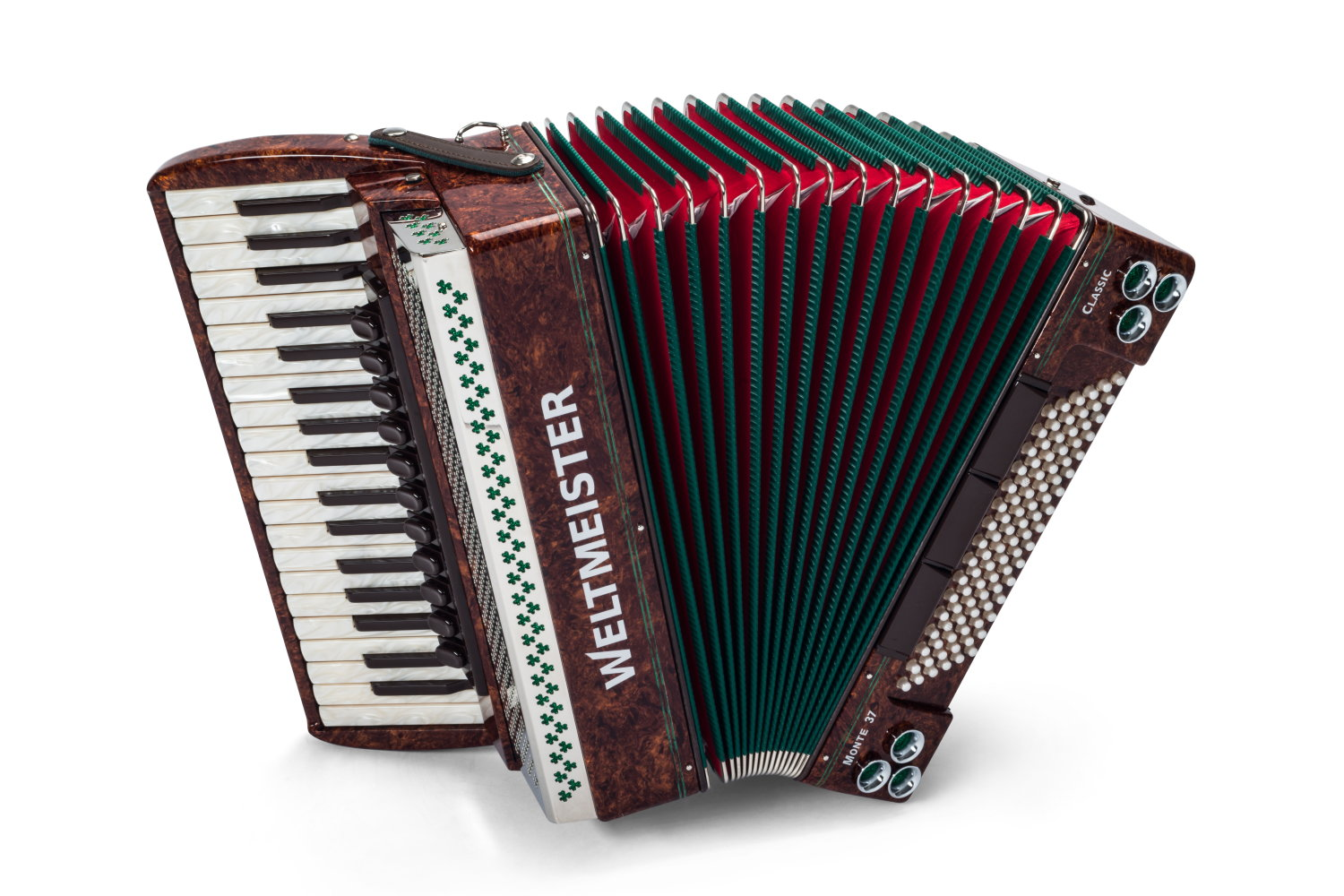 Weltmeister Monte 37 Piano Accordion Folklore - Minneapolis music