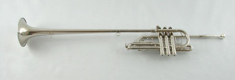 Schiller Herald Trumpet Nickel