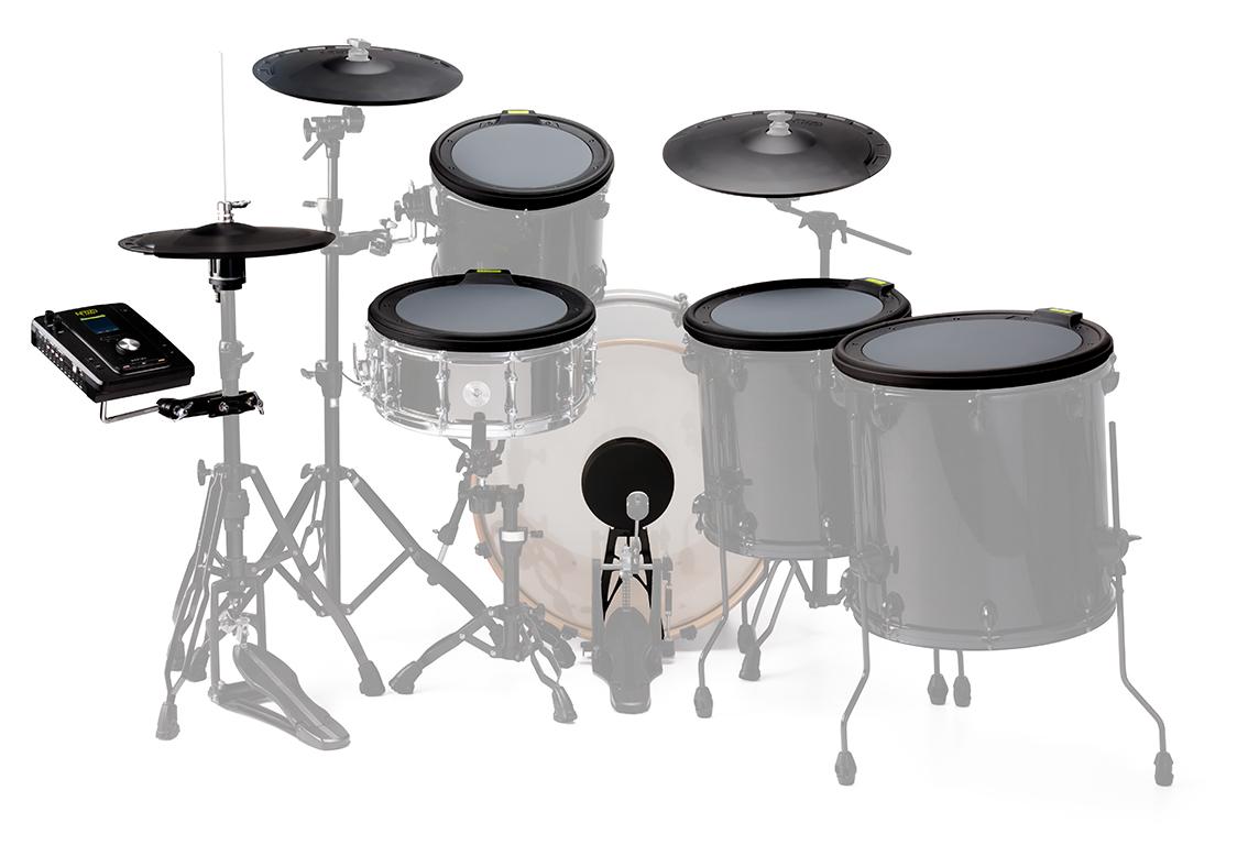 NFUZD NSPIRE Classic Full Pack NSP1-CFLPK Drum Kit