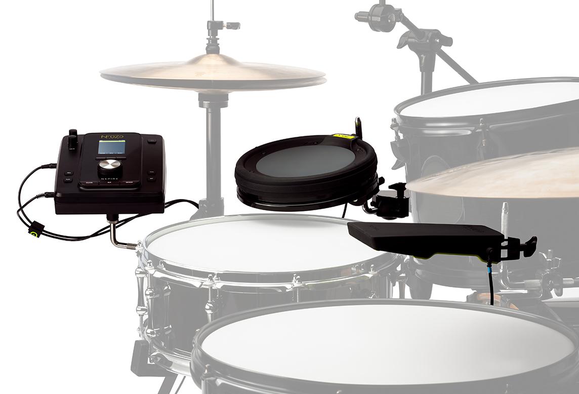 NFUZD NSPIRE Hybrid Pack NSP1-HYBPK Drum Kit