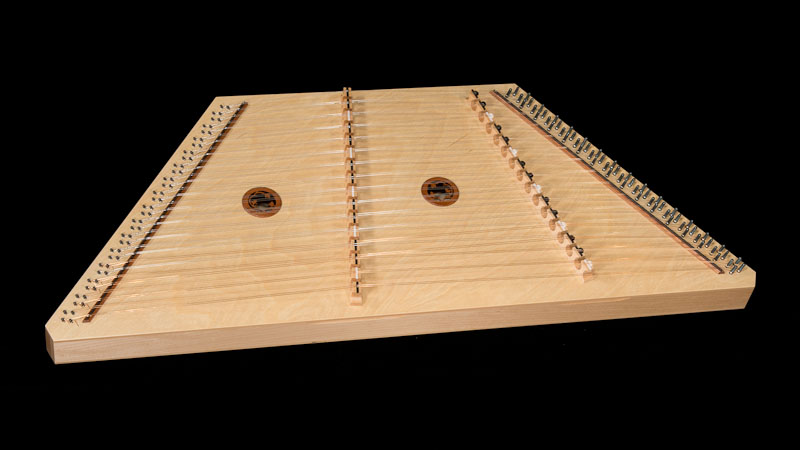 Dusty Strings Overture Hammered Dulcimer