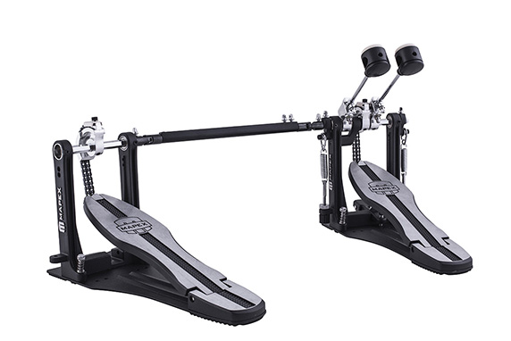 Mapex Mars Chain Drive Double Bass Drum Pedal - P600TW