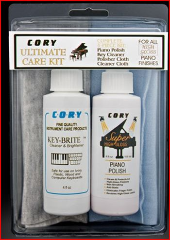 Cory Ultimate Care Kit - High Gloss Pianos
