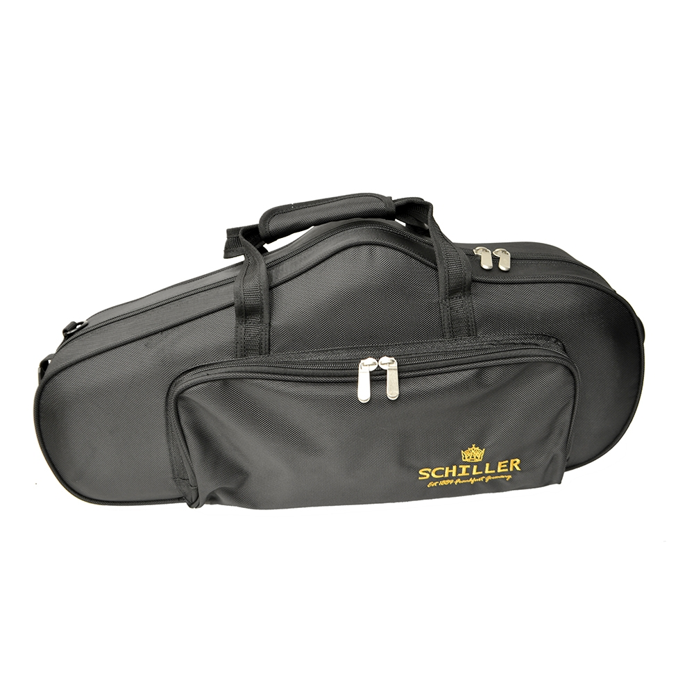 Schiller Voyag?? Saxophone Case - Shaped