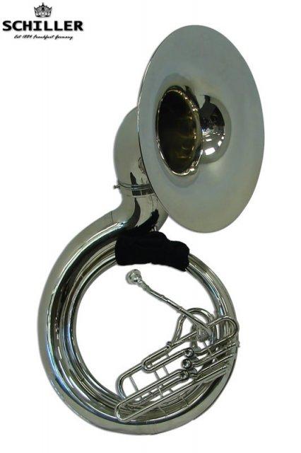 Schiller American Heritage Model BBb Sousaphone