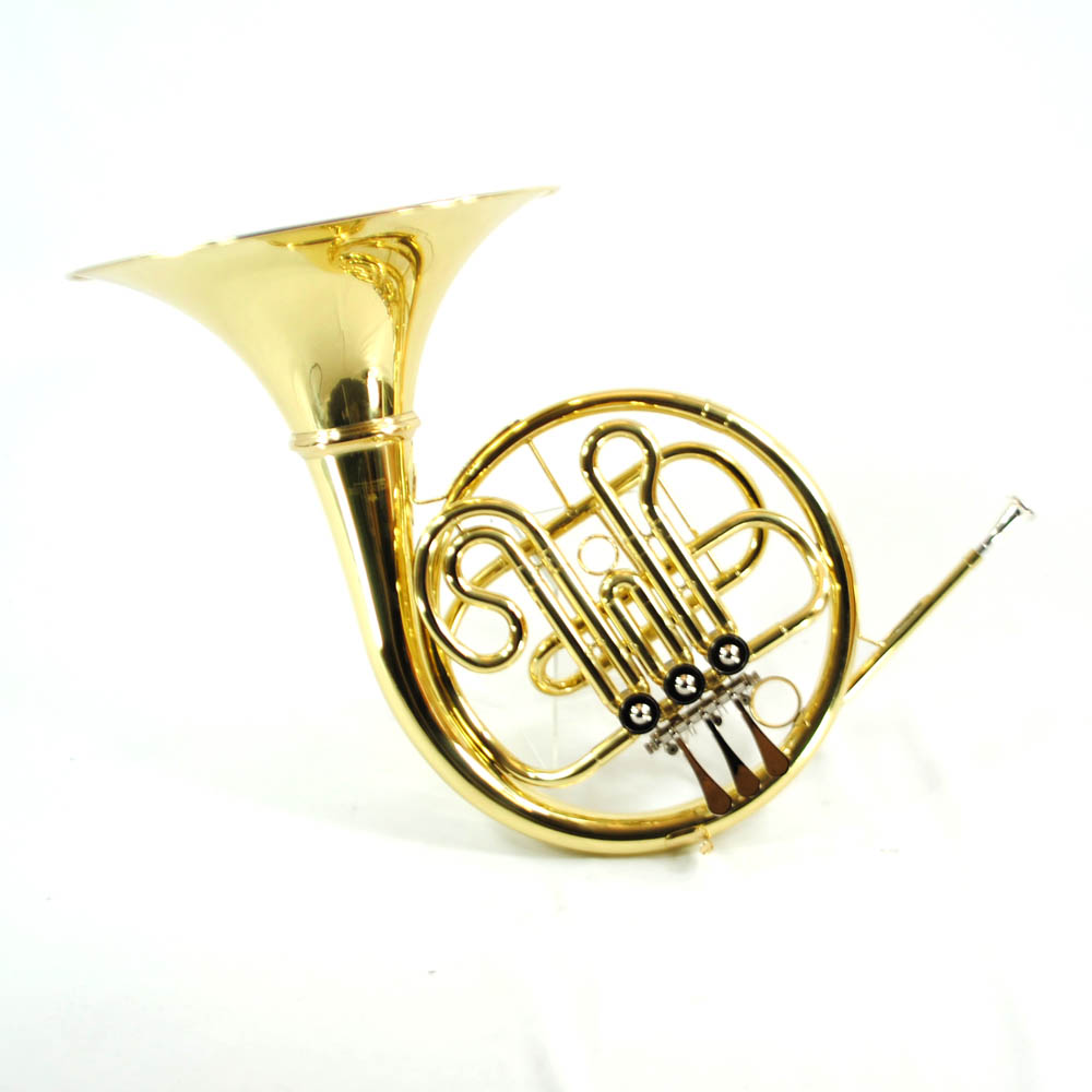 Schiller American Heritage French Horn - Gold Lacquer
