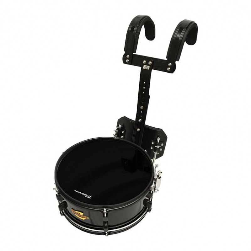 Trixon Scholastic Marching Snare 14x5.5 - Black
