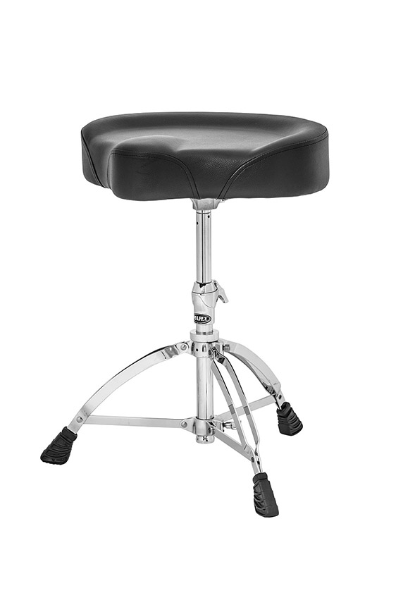 Mapex Saddle Top Double Braced Drum Throne - T575A