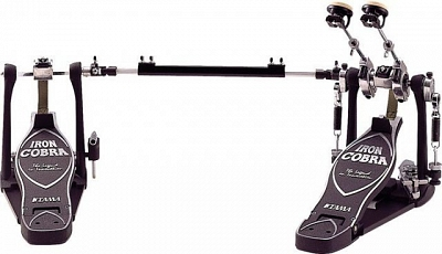 Tama Flexi Glide Twin Pedal HP900FTW
