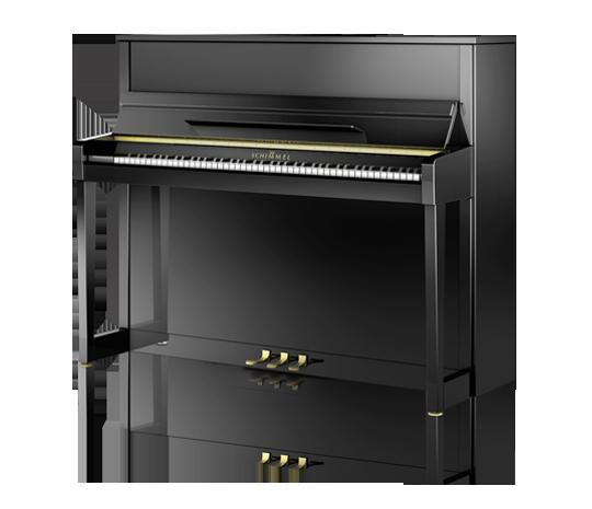 Schimmel Classic C120 Elegance Manhattan Upright Piano
