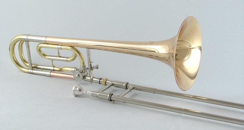 Schiller American Heritage Bronze Rose Trombone
