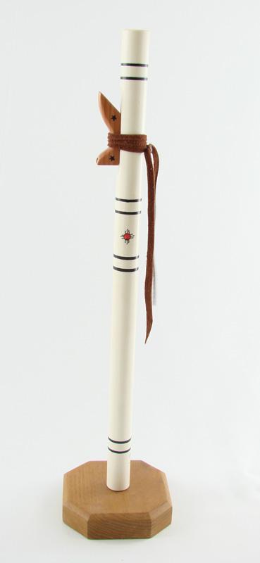Beech Creek White Sky Native American Flute 20