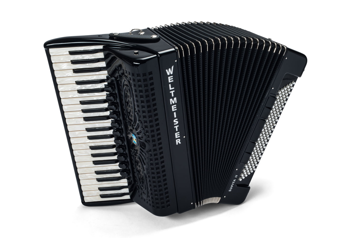 Weltmeister Supita II Piano Accordion 41/120(55)/IV/II-11(3