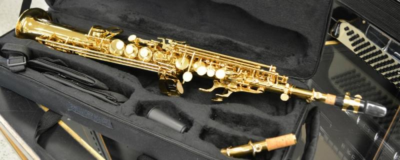 Busa Soprano Saxophone