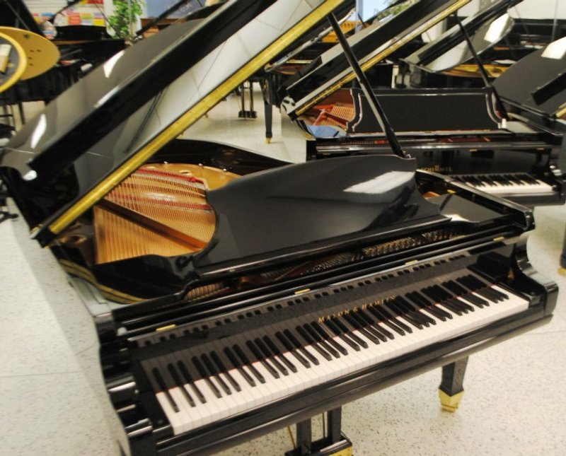 Mason & Hamlin Grand Piano 6'3 AA