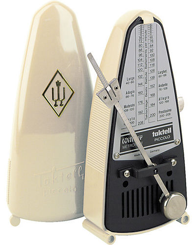 Wittner?? Taktell?? Piccolo Metronome - Minneapolis music store, Schiller,  Steinway, Kawai pianos, and more