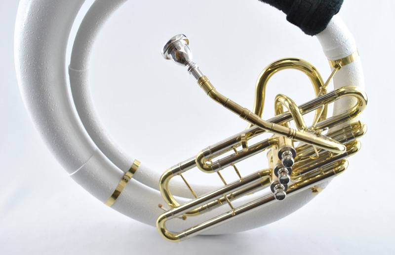 Schiller American Heritage Sousaphone - Fiberglass