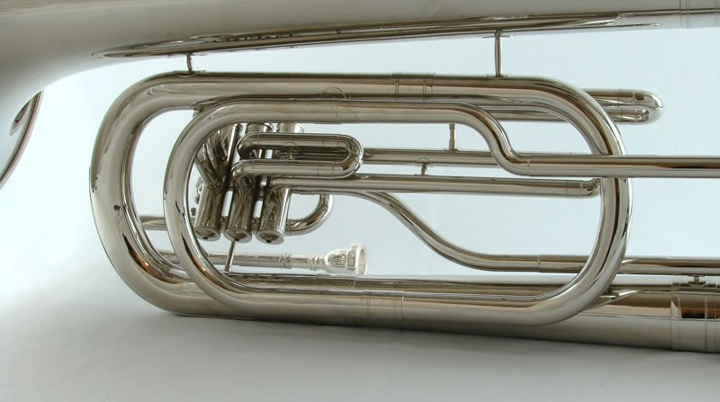 Schiller Field Series Marching Tuba BBb Big Bell