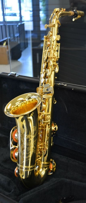 Yamaha YAS62 Professional Alto Saxophone (used)