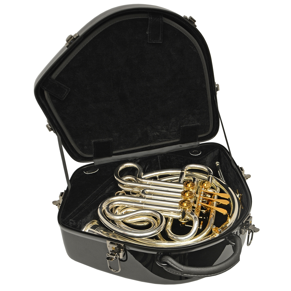 Schiller French Horn Case - Acrylic Detachable Bell
