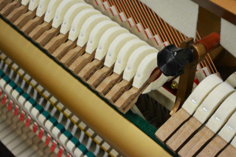 Schiller Concert Series C47 Walnut Polish