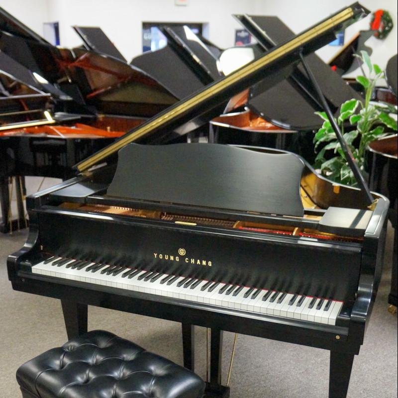 Young Chang 175 Grand Piano
